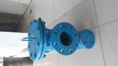 蓝式过滤器DN350碳钢材质有库存现货供应