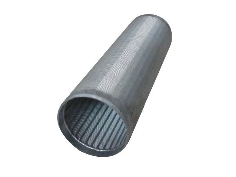 刮刀过滤器滤芯|楔形滤芯|约翰逊筛管